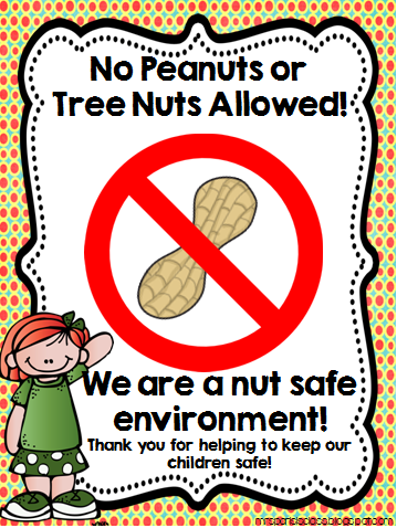 Nut Allergy Awareness