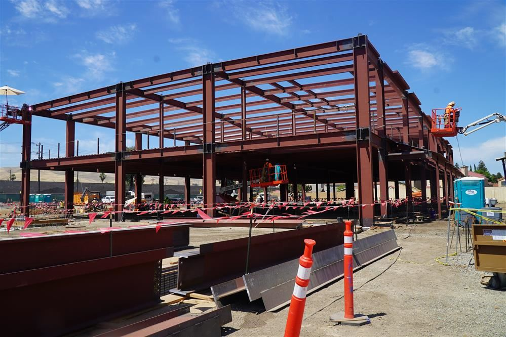 Parkside ES Campus Replacement Project Photo Gallery