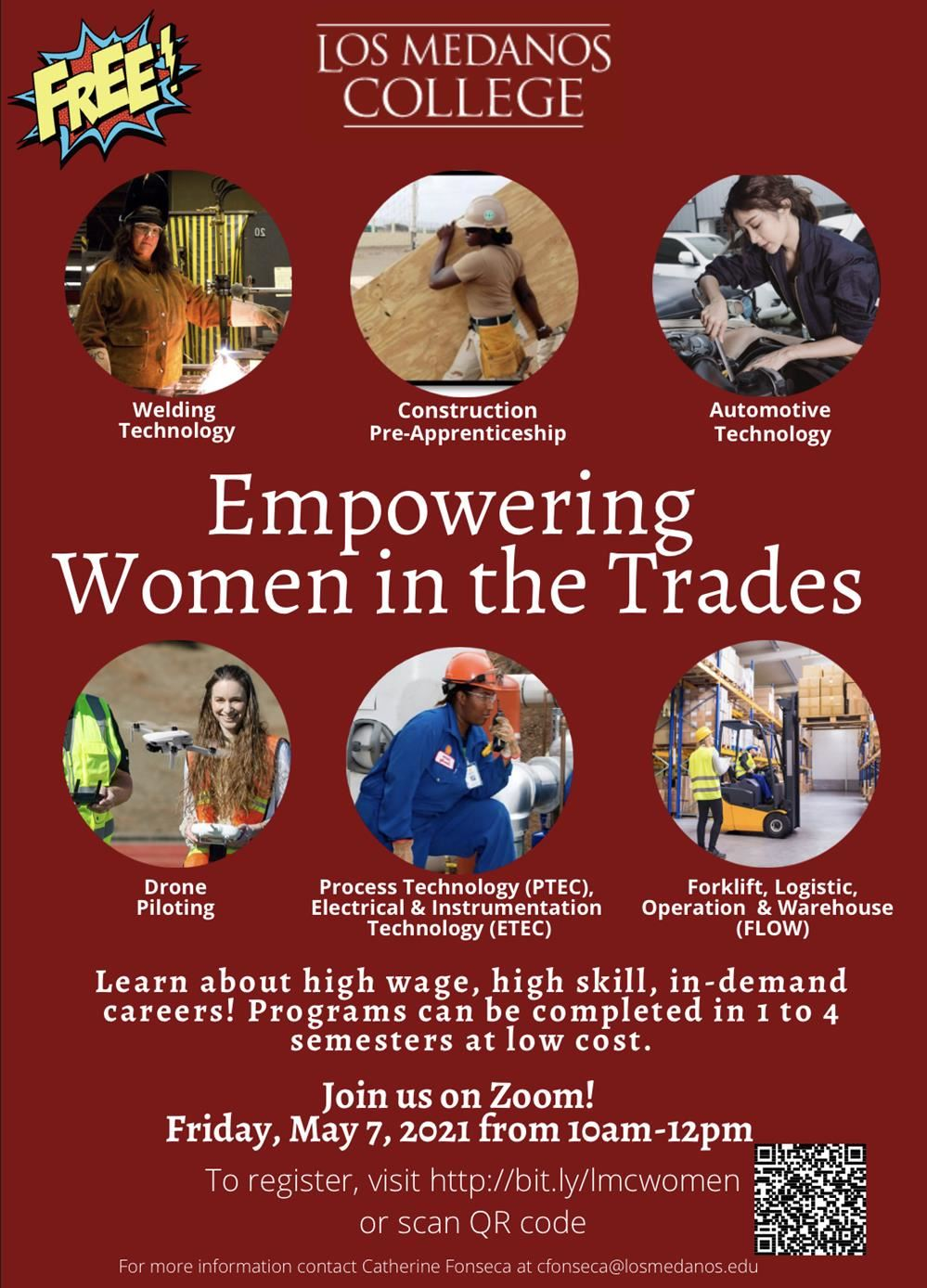 Empowering Women in the Trades