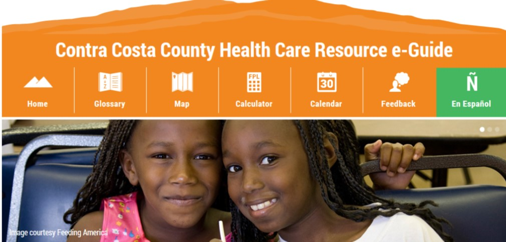 Contra Costa County Health Care Resource e-Guide