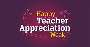 Tell your teacher how much you appreciate them!