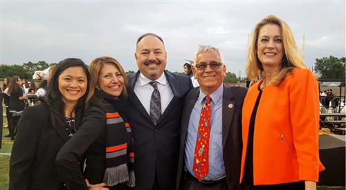 Eileen Chen, Norma Gonzales, Anthony Molina, Enrique Palacios, Janet Schulze