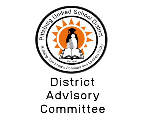 Pittsburg Unified School District - District Advisory Committee