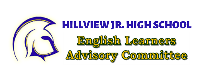 Hillview Jr. High School English Learner Advisory Committee