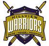 Hillview Warriors Logo