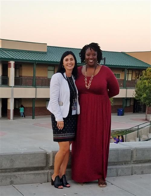 Ms. Bridges and Ms. Murray