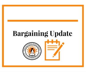 Bargaining Update Icon