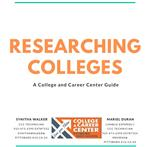 Researching Colleges