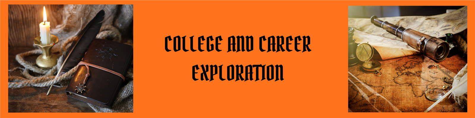 College and Career Exploration Banner