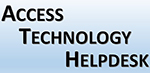 Access Technology Helpdesk
